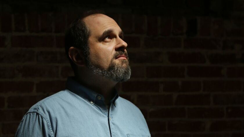 PASADENA,CA - APRIL 30, 2019: Craig Mazin, creator and writer of HBO's new mini series, Chernobyl, i