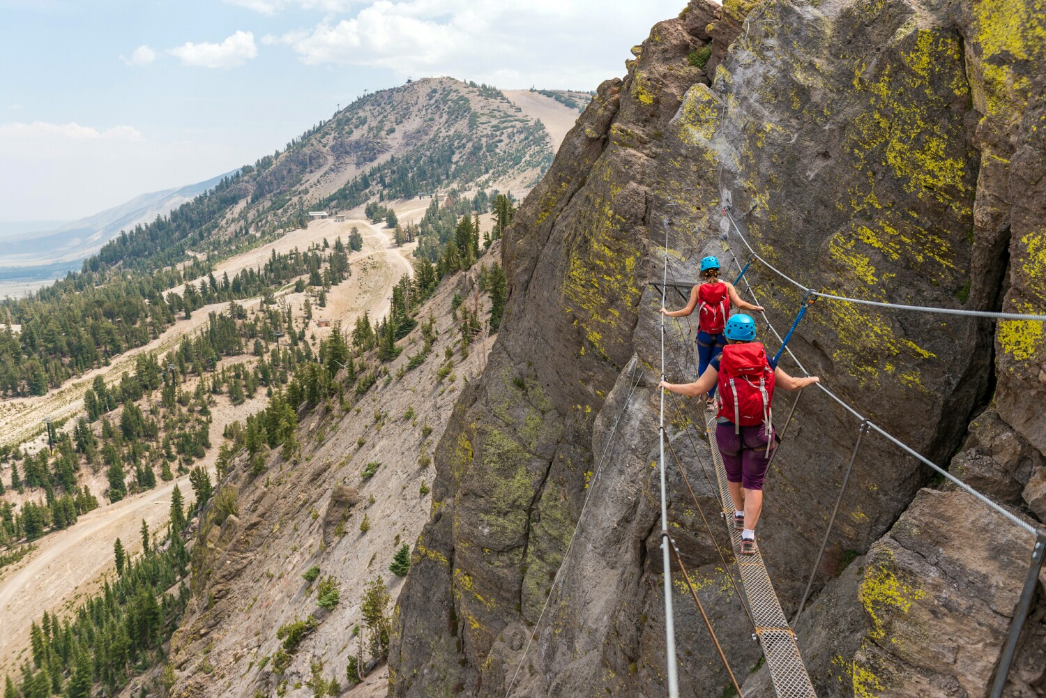 E-bike, stargaze, rock climb and hike at ski resorts in the West this summer