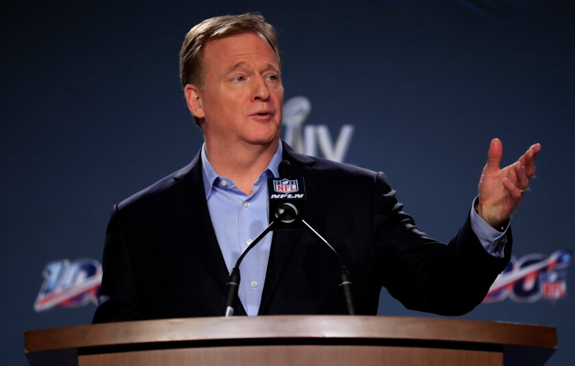 NFL Commissioner Roger Goodell and team owners want a 17-game season as part of the next collective bargaining agreement with players.