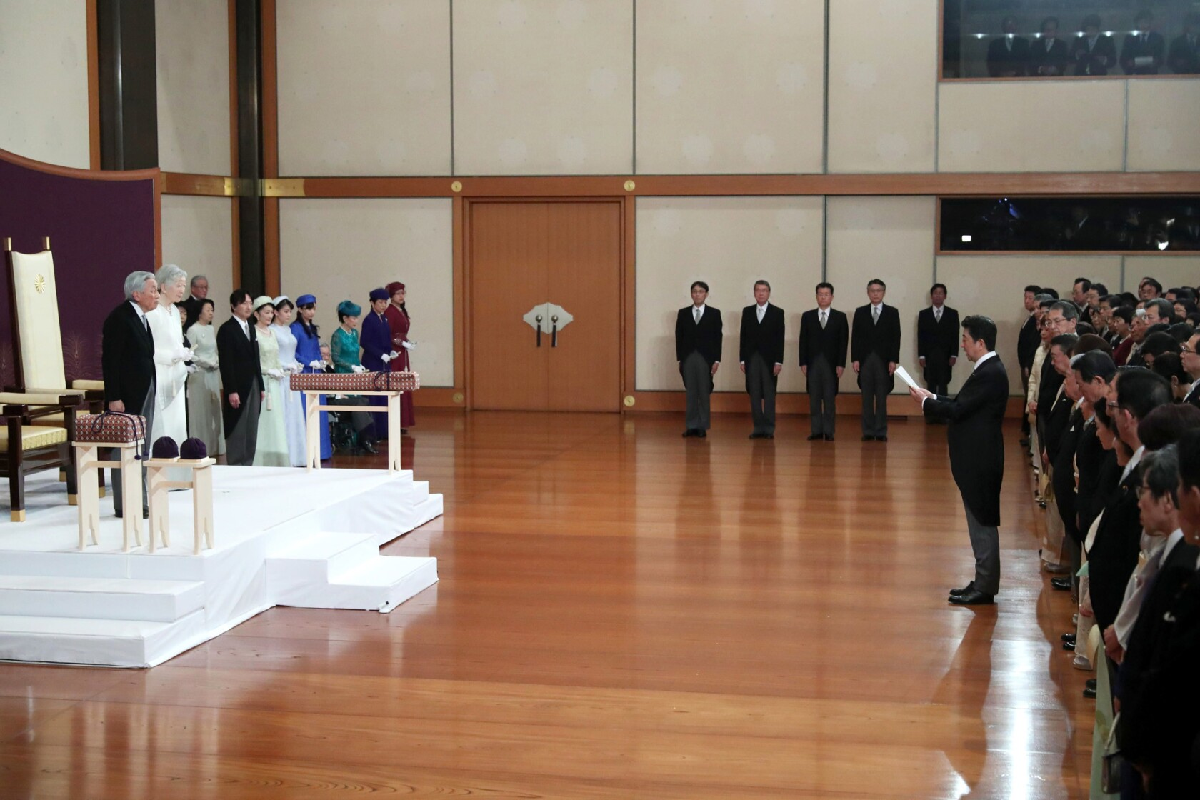 Japan has a new emperor for the first time in 30 years - Los Angeles
