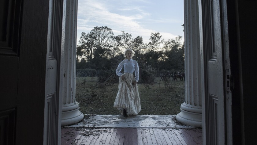 "Nicole Kidman stars as Martha Farnsworth in Sofia Coppola's remake of ""The Beguiled."""