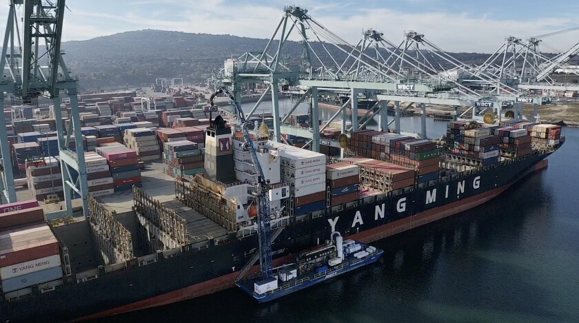 Ships To Become LA's Biggest Polluters