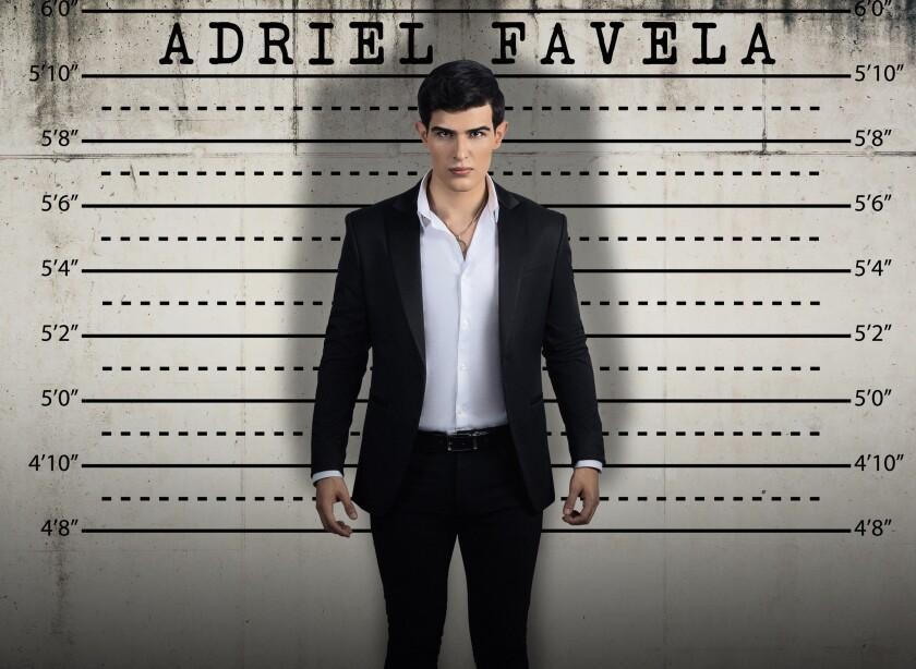 Adriel Favela lanza oficialmente su nuevo sencillo.