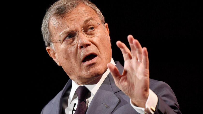 Martin Sorrell, who turned a 1985 investment in a wire shopping basket manufacturer into an advertising behemoth, stepped down from WPP on Saturday.