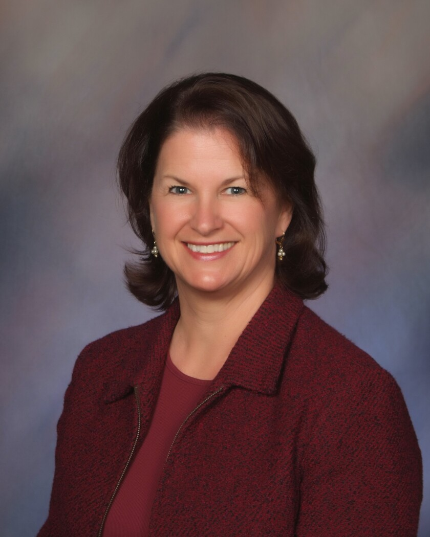 Theresa Kemper is the new superintendent of the Grossmont Union High School District.