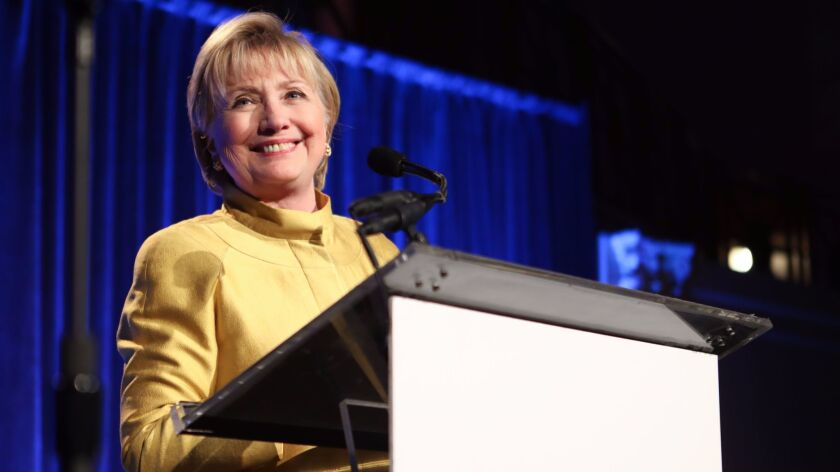 LGBT Center honors Marc Jacobs, Hillary Clinton at annual