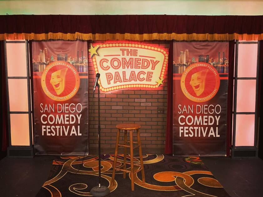 San Diego Comedy Festival
