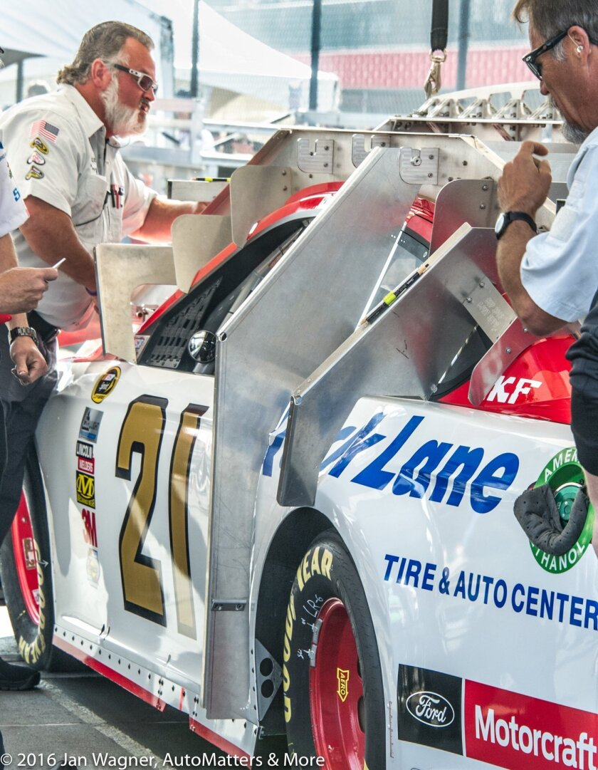 Tech inspection with templates
