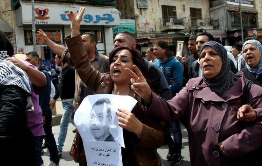 Death of Palestinian prisoner in Israel sparks violence