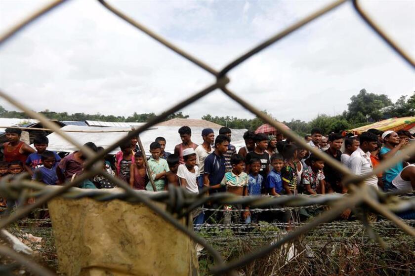 Estados Unidos fue hoy el único país de Naciones Unidas que votó en contra de una resolución sobre los refugiados y el trabajo de la agencia de la ONU para ese asunto (Acnur), al considerar que iba en contra de las políticas del actual Gobierno. EFE/ARCHIVO