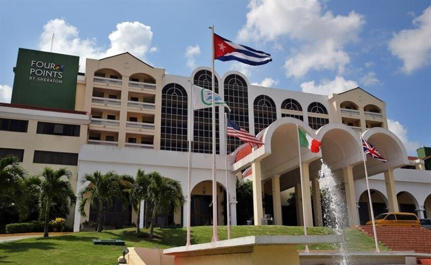 1st Hotel Managed By U S Chain Since 1959 Opens In Cuba San Diego Union Tribune En Español