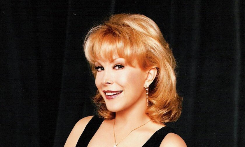 """Barbara Eden stars opposite Hal Linden in """"Love Letters"""" at the Poway Center for the Performing Arts."""