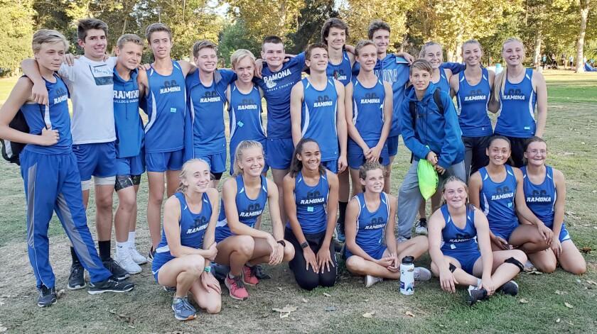 Ramona Cross country teams.jpg