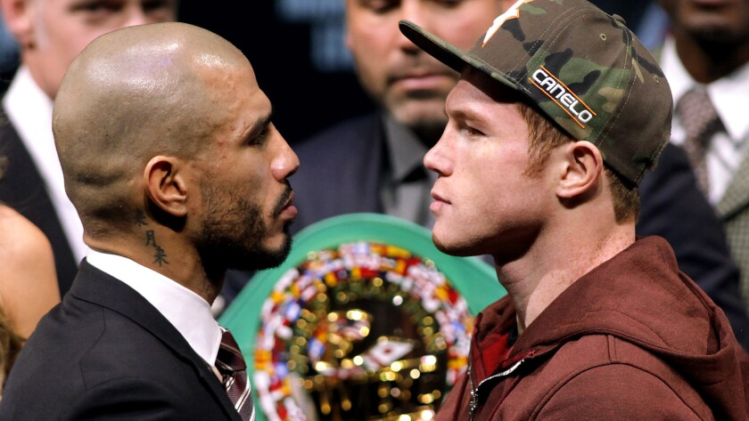 Forget hump day — in boxing, Wednesday is hype day, as Alvarez-Cotto proves