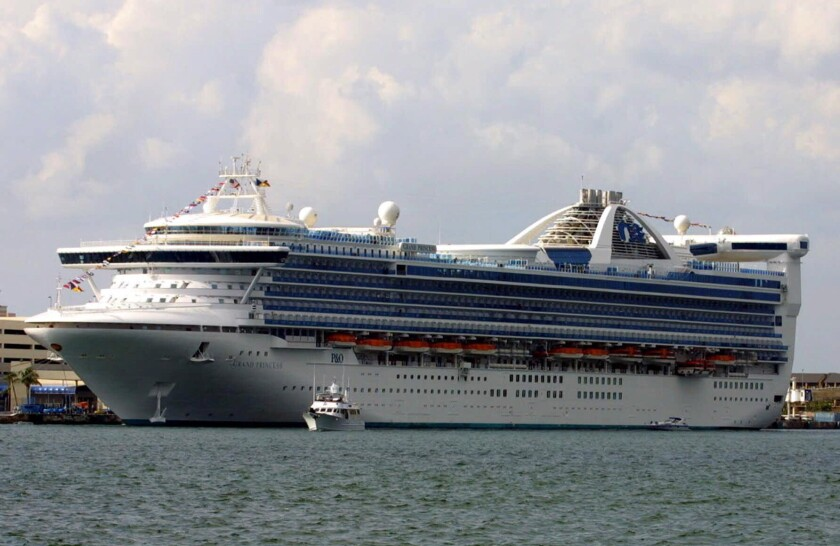 The Fresno County Department of Public Health confirmed Saturday that a Grand Princess cruise ship passenger who returned home March 6 tested positive for COVID-19.