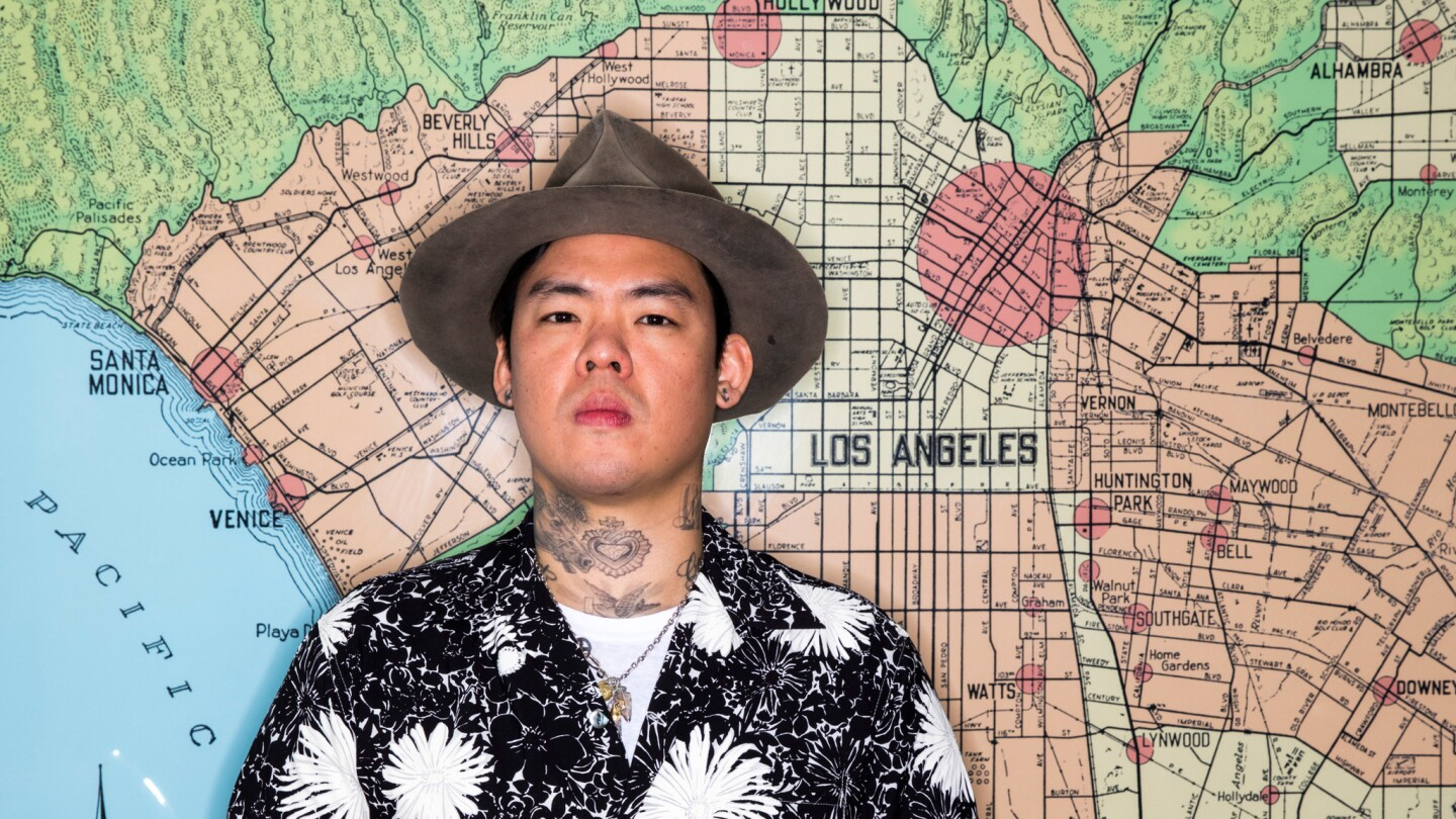 Celebrity tattoo artist Brian Woo, a.k.a. Dr. Woo, opened a new, secluded tattoo space inside the Hollywood Roosevelt Hotel. Woo, formerly of Shamrock Social Club, has become one of the most celebrated tattoo artists in Los Angeles.