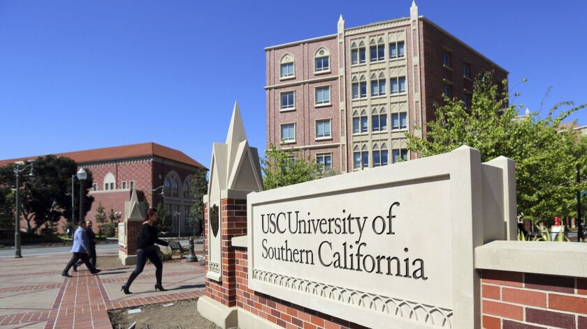 How many students cheated to get into USC? A look inside the admissions  investigation - Los Angeles Times