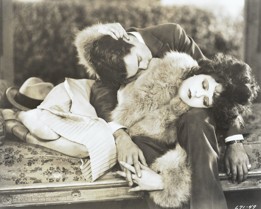 Newly preserved silent films with Clara Bow and Mary Philbin will be screened by academy