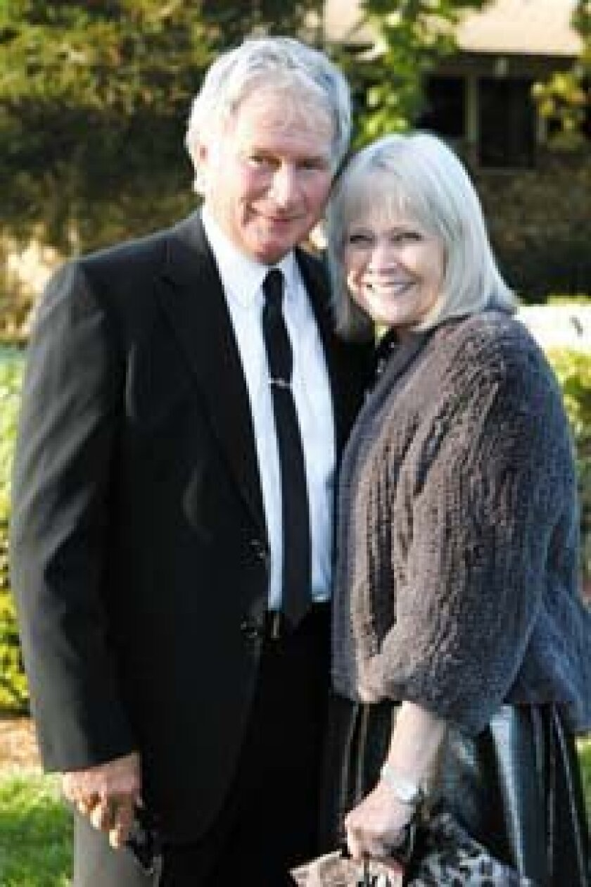 Duane and Renee Roth. Photo: Renay Johnson