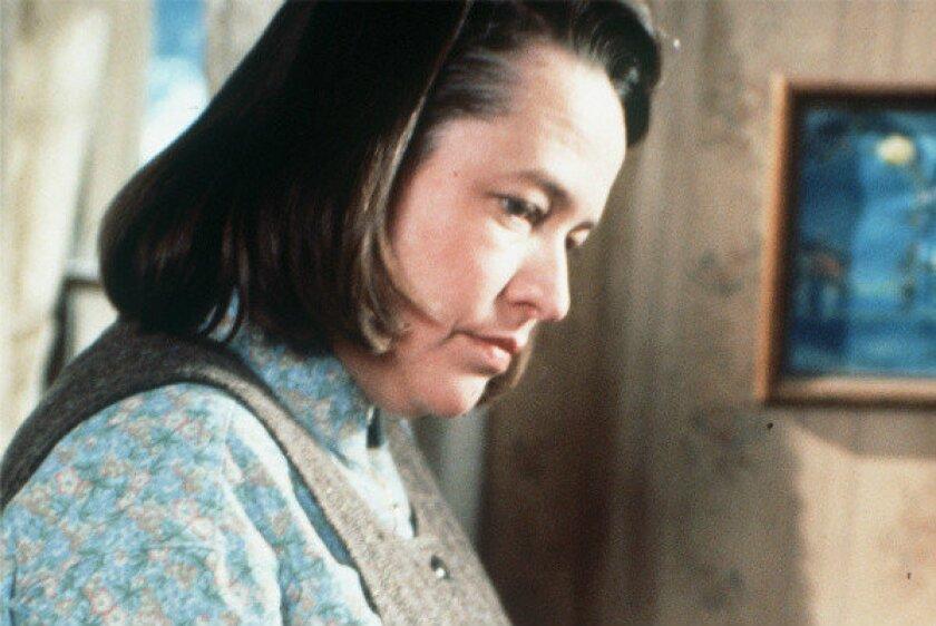 """Kathy Bates in """"Misery"""""""