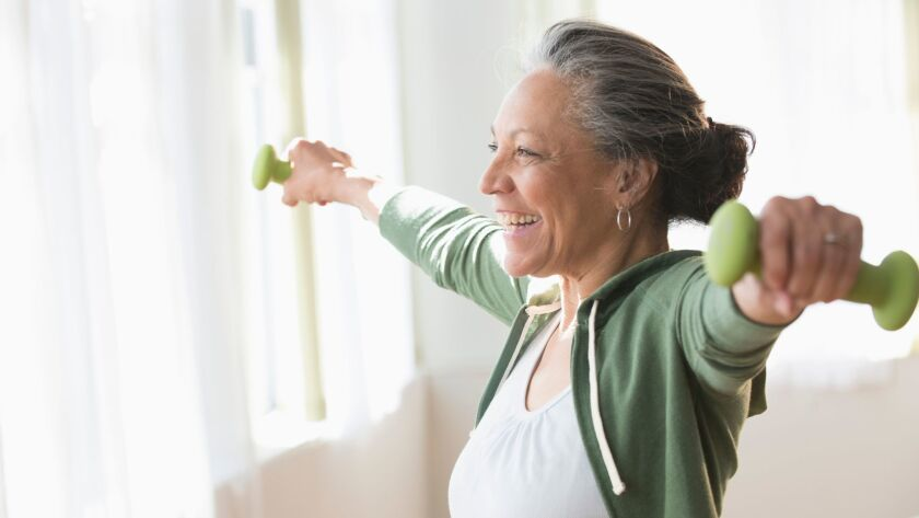 Exercising twice a week may help people with mild cognitive impairment, according to new advice from the American Academy of Neurology.