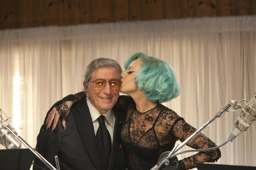 Tony Bennett and Lady Gaga may be reuniting for a second joint album.