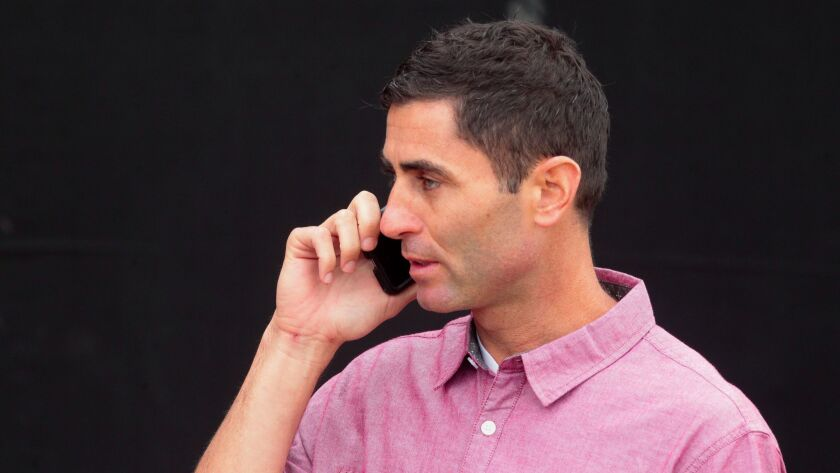 Padres General Manager A.J. Preller has spent a lot of time on the phone this winter.