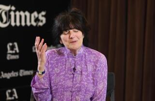 Ruth Reichl at L.A. Times Festival of Books 2019