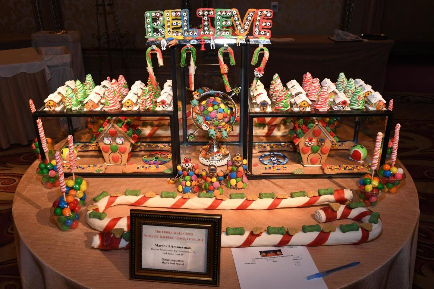 2017 Gingerbread City Gala breaks fundraising records