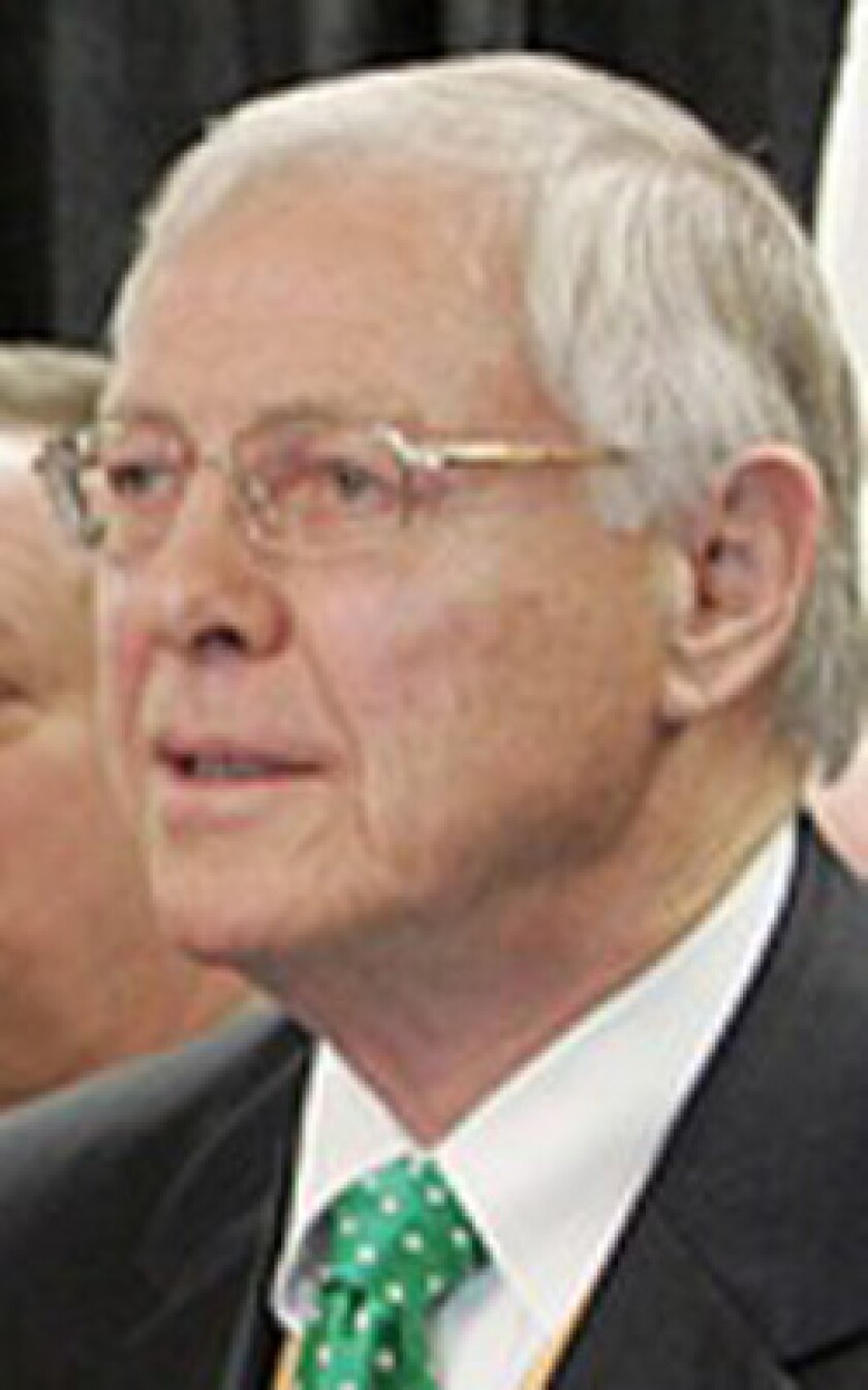 Los Angeles County Supervisor Mike Antonovich proposed the creation of a special unit to investigate foster care in the county.
