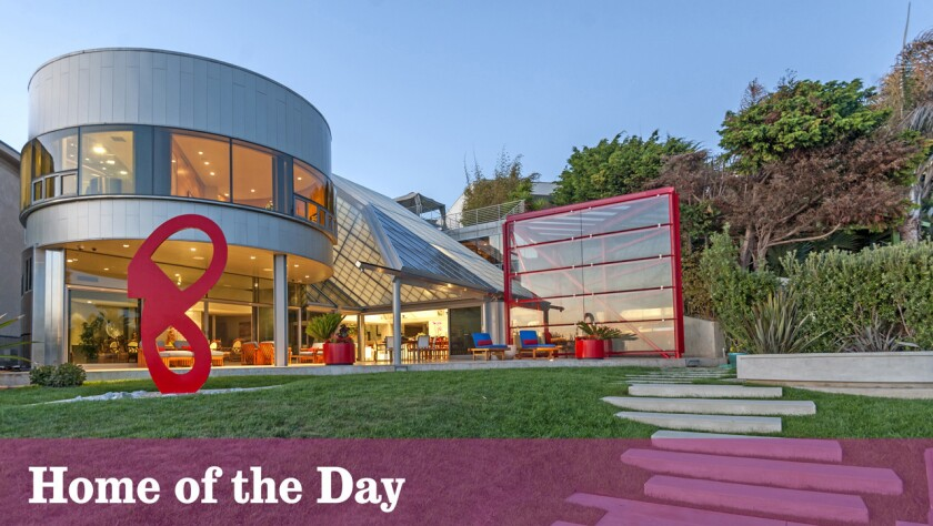 The Ed Niles-designed masterpiece is on the market in Malibu at $53 million.