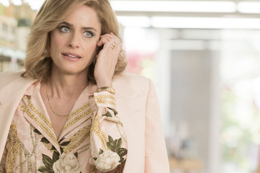 "Amanda Peet in ""Dirty John: The Betty Broderick Story"" on USA."