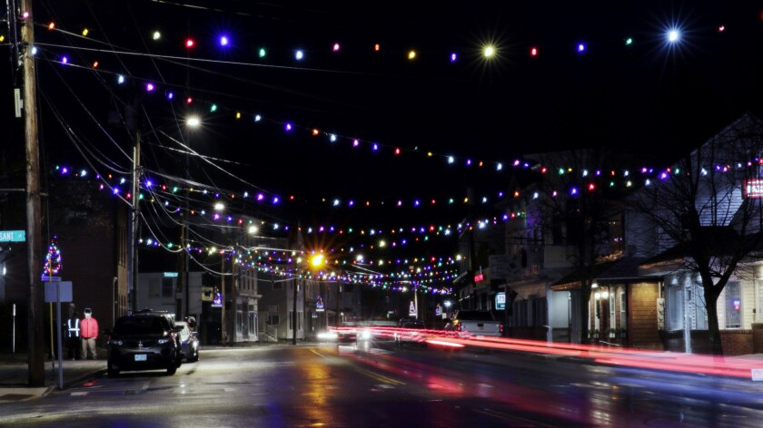 Christmas Lights 2020 San Diego Enjoyable at a distance, holiday lights brighten dark times   The