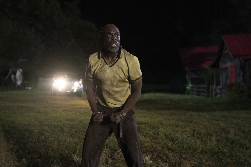 """Michael K. Williams' turn as the complicated father in """"Lovecraft Country"""" might earn the veteran actor his first Emmy."""