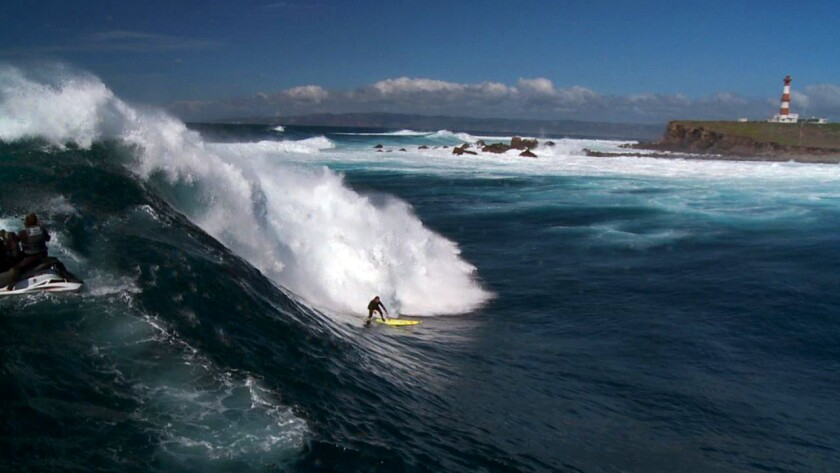 Todos Santos Island, a famed surfing spot near Ensenada, is part of a new marine reserve established by Mexico.