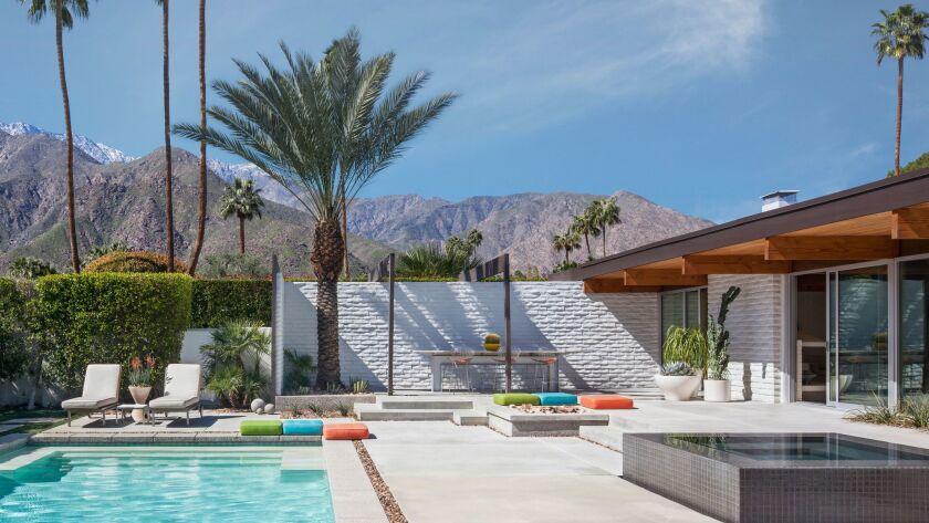 """Palm Springs: A Modernist Paradise"""