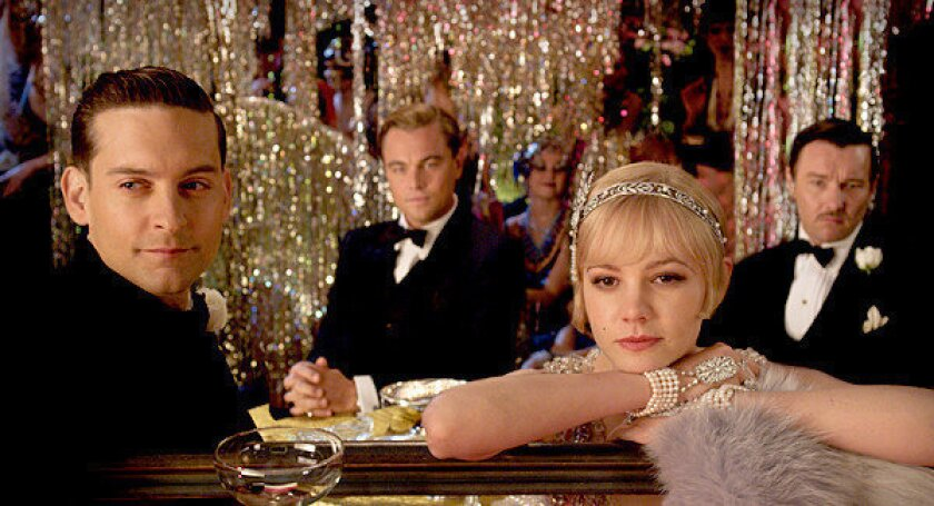 Saying 'Gatsby' will stay put, Warners explains Cannes strategy
