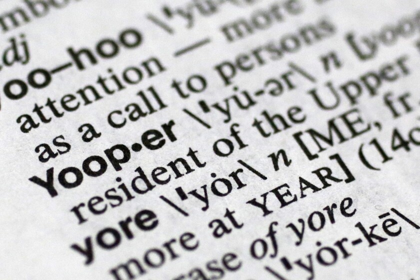 Selfie, tweep, Yooper among new words in Merriam-Webster's