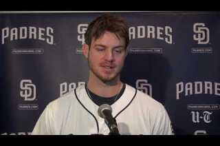 PADRES: Wil Myers on moving back to the outfield, his offseason and more