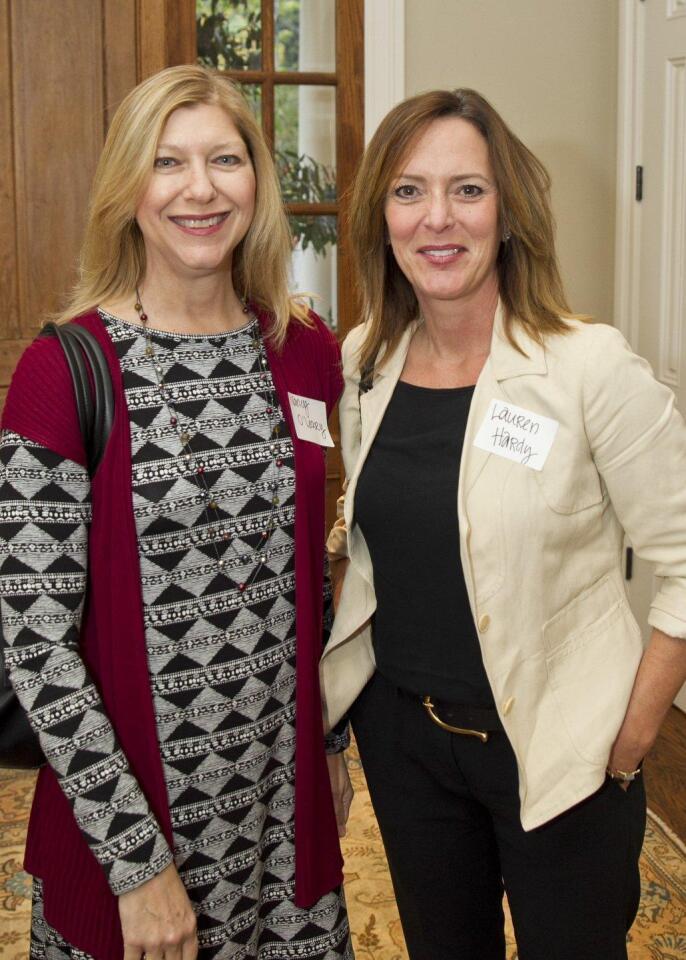 Nancy O'Leary, Lauren Hardy
