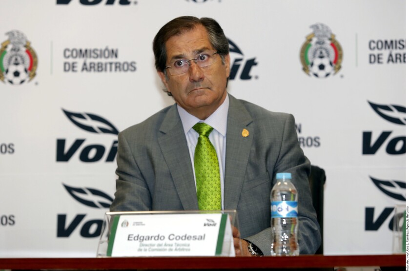 Edgardo Codesal.