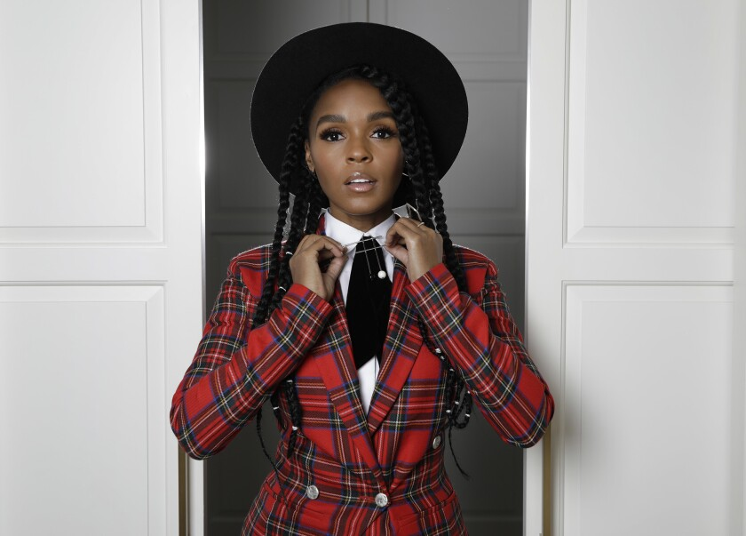 """When I'm working on art, my responsibility is to the truth and wherever I am at that time,"" says singer-actress Janelle Monáe."