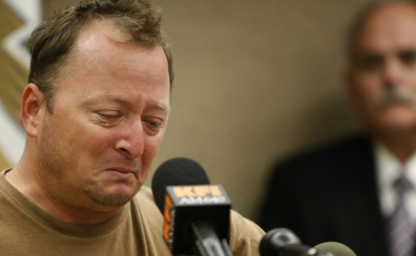 """""""It's not really the outcome we were looking for,"""" Michael McStay said during a news conference in November 2013 after the remains of his brother, sister-in-law and nephews were identified. """"But it gives us courage to know they're together and they're in a better place."""""""