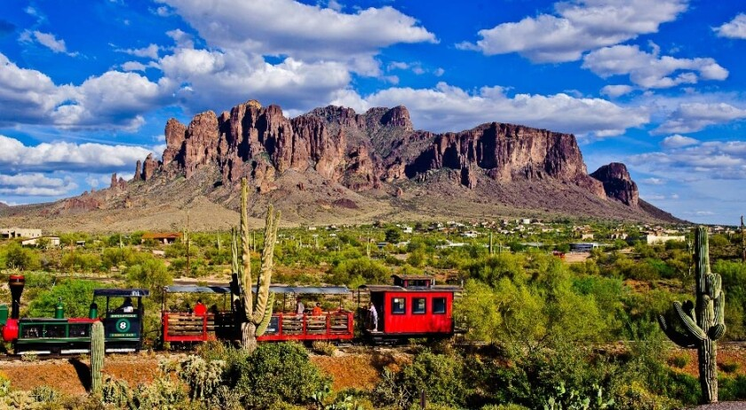 Take a break from spring training in Arizona on these 7 great side trips
