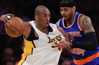 Kobe Chronicles: Carmelo Anthony
