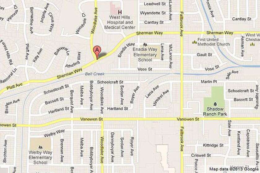 West Hills burglary suspect shot by police