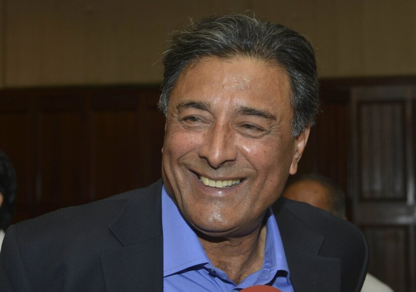 Shuja Khanzada, the home minister of Punjab province, in Lahore, Pakistan, on Aug. 4.