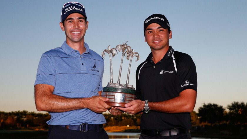 Cameron Tringale, Jason Day