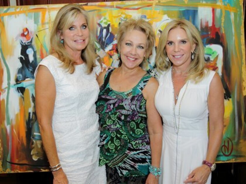 Bonnie Grimes, Kathy Connelly, Staci Christie