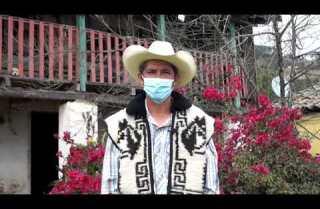 Las cotorinas, unas prendas mexicanas únicas en peligro de extinción